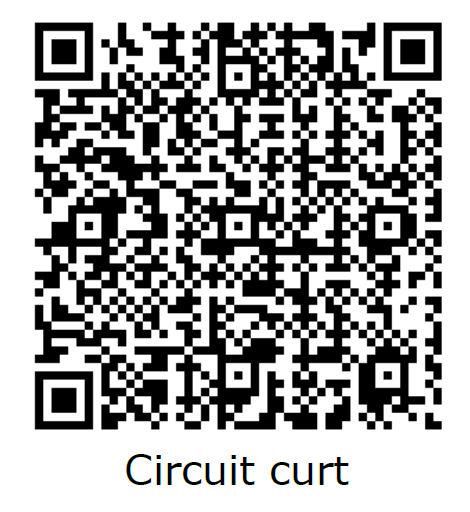 circuit curt orientacio sort