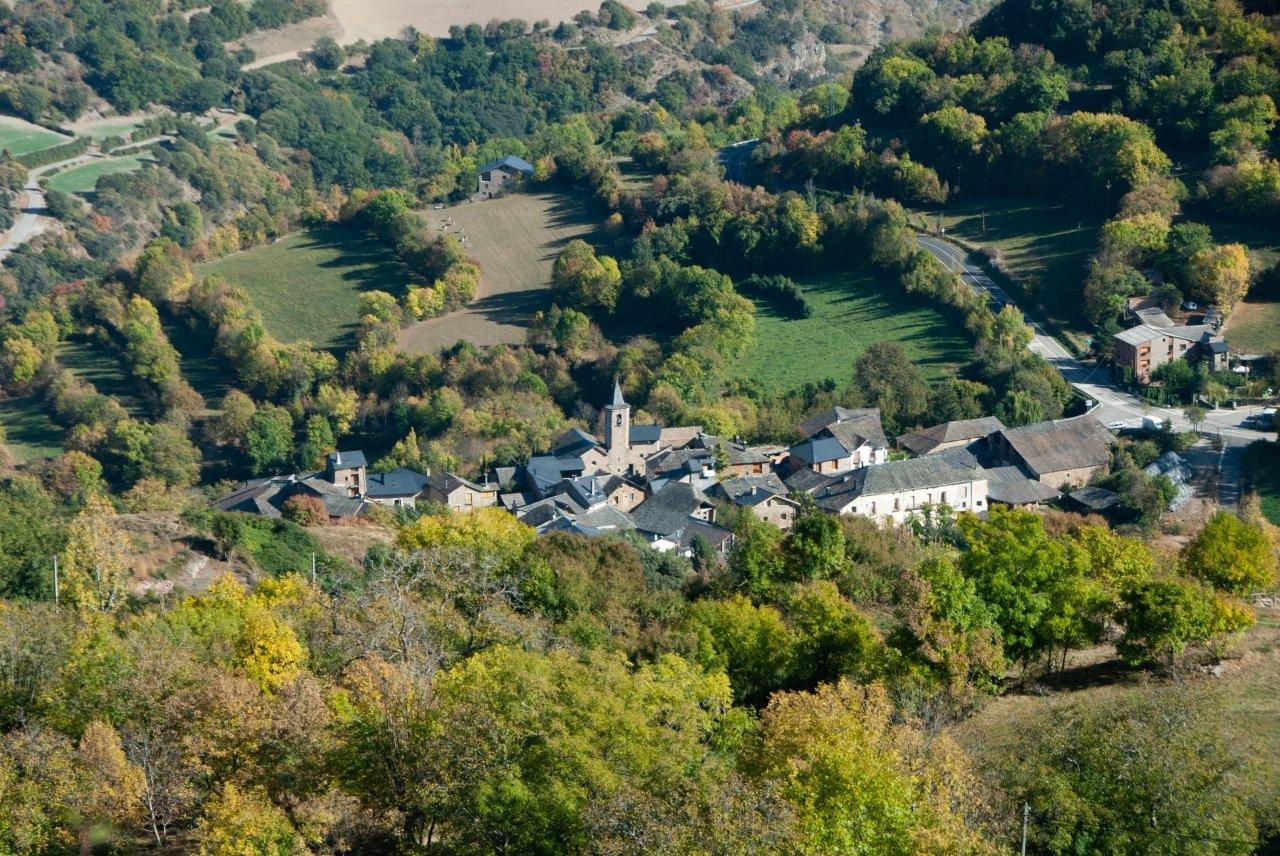 Vista aerea d'Altron